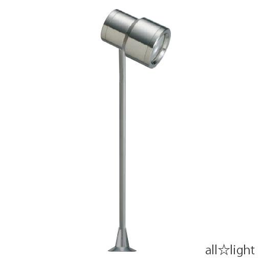 送料無料 店舗照明 ディスプレイ 人気急上昇 DNライティング LEDショーケースライト メーカー直売 GTシリーズ D-EXGT6 高さ285mm ※受注生産品 DEXGT62XB ビーム角:26° 器具色:ホワイトブロンズ 電源装置別売 219lm 4000K 2.9W