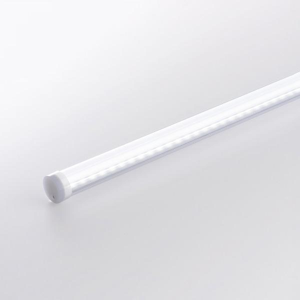 ☆プリンス LED棚照明器具 ディーライン 冷ケース用照明 Nシリーズ CLタイプ 全長1200mm 昼白色 5000K NR1200N24CL ※受注生産品