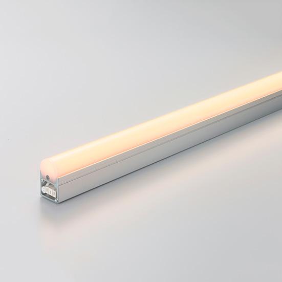 ☆DNライティング LED棚照明器具 DNLED's コンパクト型LED間接照明器具 SCF-LED 光源一体型 本体寸法1139mm 電球色 2800K SCFLED1139L28APD ※受注生産品