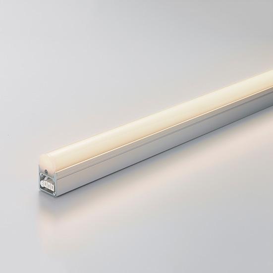 ☆DNライティング LED棚照明器具 DNLED's コンパクト型LED間接照明器具 SCF-LED 光源一体型 本体寸法1139mm 温白色 SCFLED1139WWAPD ※受注生産品