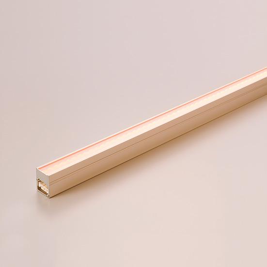 ☆DNライティング LED棚照明器具 DNLED's コンパクト型LED間接照明器具 SCF-LEDN 集光形 光源一体型 本体寸法1139mm 電球色 2400K SCFLEDN1139L24APD ※受注生産品