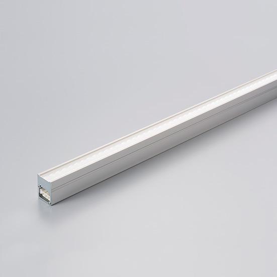 ☆DNライティング LED棚照明器具 DNLED's コンパクト型LED間接照明器具 SCF-LEDN 集光形 光源一体型 本体寸法1492mm 昼白色 SCFLEDN1492NAPD ※受注生産品
