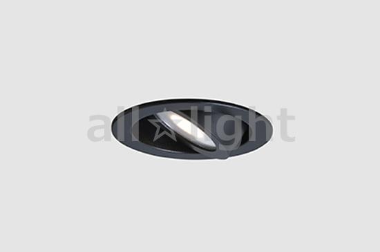 ☆DNライティング LEDダウンライト アジャスタブルダウンライト 非調光 バラ配線 器具色:ブラック ビーム角:99° 埋込穴Φ50mm 3.0W 180lm 4000K SDL8203EWB ※受注生産品
