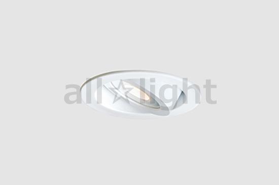 ☆DNライティング LEDダウンライト アジャスタブルダウンライト 非調光 バラ配線 器具色:ホワイト ビーム角:99° 埋込穴Φ50mm 3.0W 180lm 4000K SDL8203EWW ※受注生産品