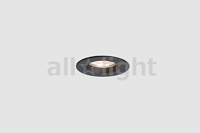 ☆DNライティング LEDダウンライト ミニダウンライト 非調光 バラ配線 器具色:ブラック ビーム角:22° 埋込穴Φ28mm 7.1W 386lm 2700K SDL8305ALLBF ※受注生産品