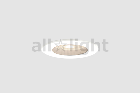 ☆DNライティング LEDダウンライト ミニダウンライト 非調光 バラ配線 器具色:ホワイト ビーム角:35° 埋込穴Φ28mm 7.1W 371lm 4000K SDL8305AWWW ※受注生産品