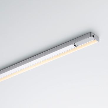 送料無料 ※一部地域を除く DNライティング LED棚照明器具 DNLED's 温白色 TALED1140WW LEDたなライト TA-LED 新作製品、世界最高品質人気! 全長1140mm まとめ買い特価
