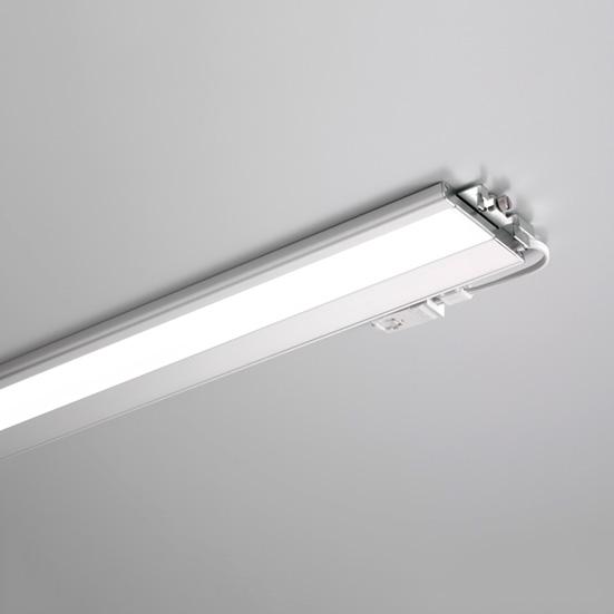 ☆DNライティング LED棚照明器具 DNLED's たなライト TFP-LED 光源一体型 薄型面発光 本体寸法827mm 電球色 2800K TFPLED827L28