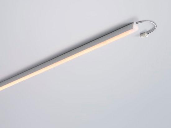 ☆DNライティング LED棚照明器具 DNLED's 棚下・間接照明用LEDモジュール XC-LED バラ配線 エクストリーム コンパクト 本体寸法1501mm 電球色 3000K XCLED1501L30MG ※受注生産品