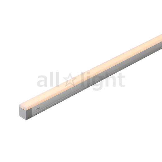 送料無料 ※一部地域を除く DNライティング 屋内用 Seamlessline LED照明器具 予約 SFL 光源一体型 ついに再販開始 SFL1169L28S 2800K 本体寸法1169mm ※受注生産品 電球色 電源内蔵 スクエア型カバー コンパクト型