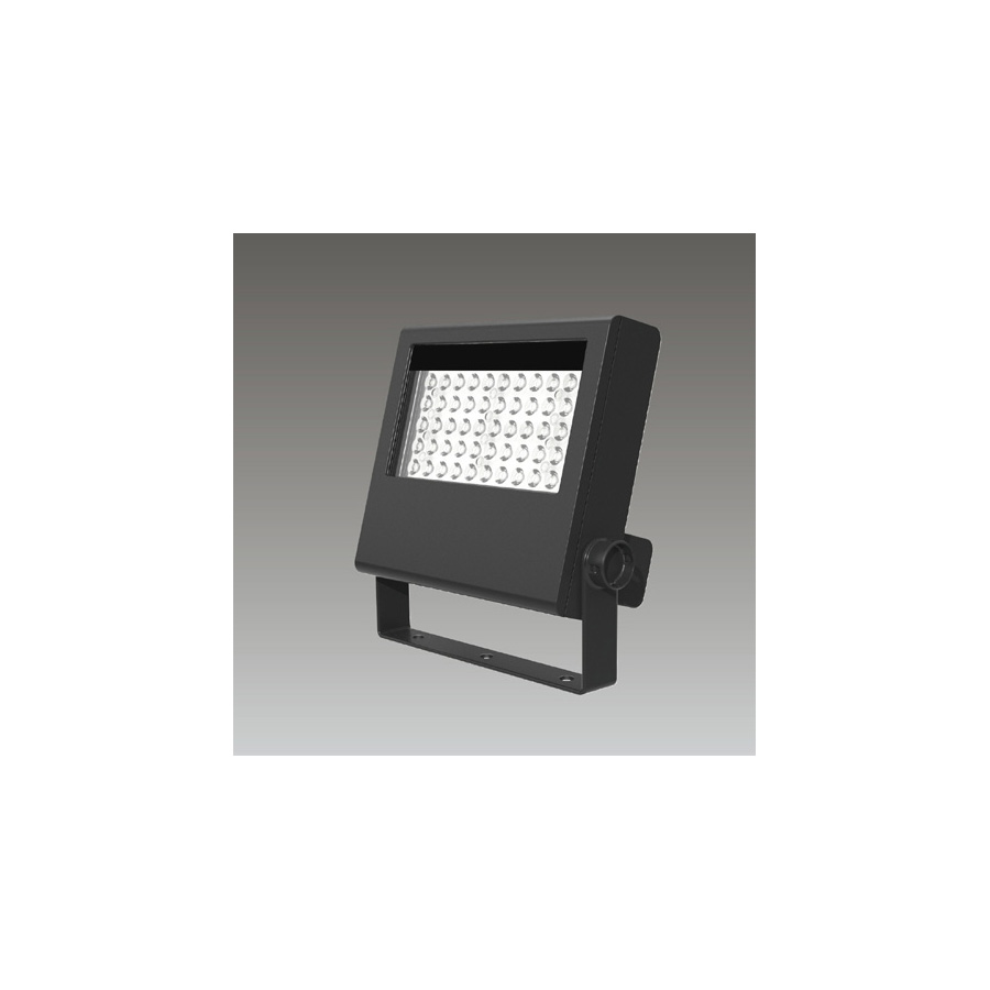 ☆東芝 屋外用LED小形角形投光器 電球色 前方タイプ 150Wメタルハライドランプ器具相当 電源ユニット一体形 グレーイッシュブラック LEDS08907LFLS9 ※受注生産品