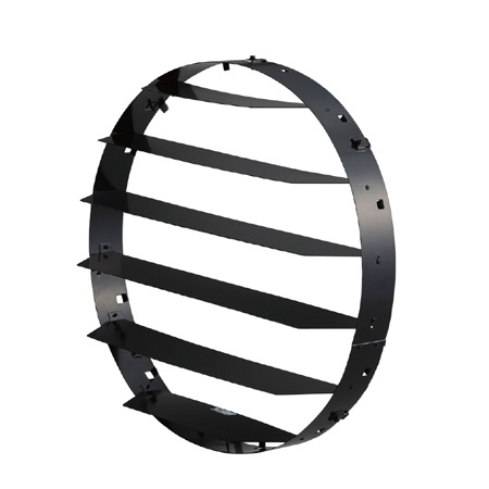 ☆東芝 LED投光器用オプション ルーバー (2kW形、1.5kW形、1kW形共通) ZL50401 ※受注生産品