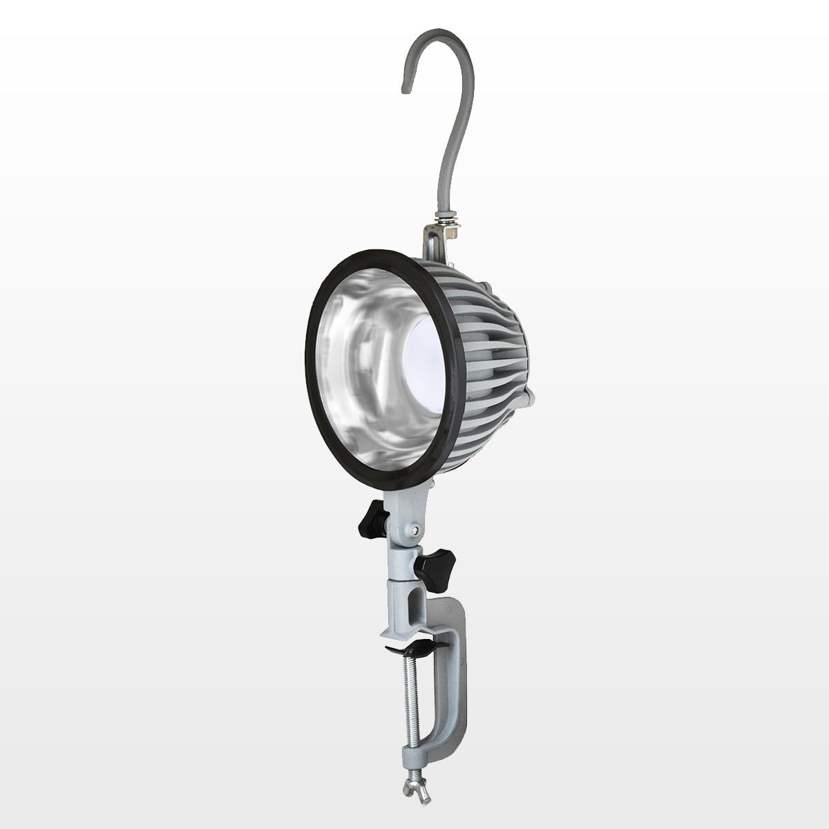 ☆サンウェイ LEDマルチライト・プロ50 屋外対応LED投光器(作業灯) 90V~240V対応 48W 4400lm 屋外用レフランプ480W相当 昼光色(6500K) 照射角度60° 防塵 防雨(IP65) 電源ケーブル5m SWGL050ED