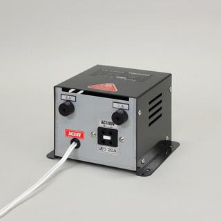 ☆TOKISTAR 巻線トランス 定格入力AC100V 定格出力AC24V 160W 屋内用 TR2160N