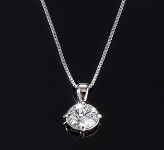 【すぐに使える10%割引クーポン配布中】スワロフスキージルコニア使用「2.2ct CZネックレス」【送料無料】スワロフスキー社の最高ランクの輝き!フォーマルでもカジュアルでもどのような装いにもぴったりマッチ!高級ダイヤモンドに勝るとも劣らない輝き
