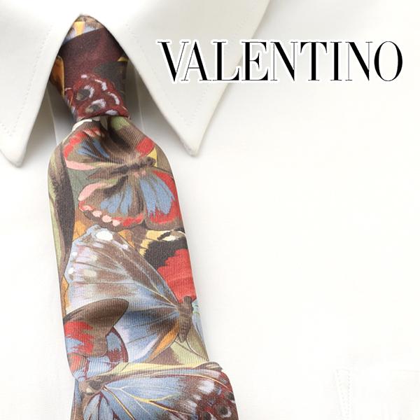 [ヴァレンチノ]VALENTINO ネクタイ VAJ-054 【あす楽対応_関東】【ネクタイブランド ネクタイ ブランド ねくたい スリム 細身「VALENTINO ヴァレンチノ」プレゼント就活結婚式父の日クリスマス】