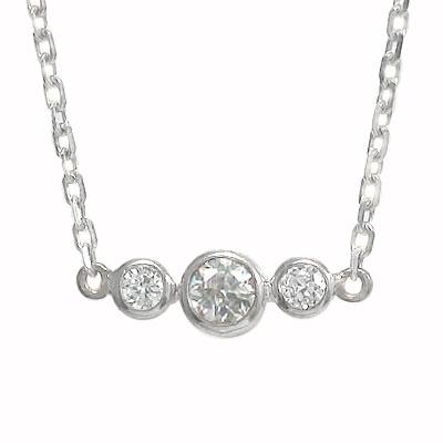 5月16日1時まで ダイヤモンド ブレスレット プラチナ トリロジー ブレス 誕生石 レディース ユニセックス 誕生日 2017 記念日 母の日 プレゼント【送料無料】 買いまわり 買い回り