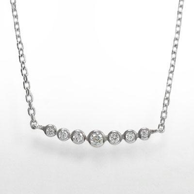 【送料無料】4月の誕生石 ネックレス ダイヤモンド プラチナ900ペンダント レディース ユニセックス 誕生日 2017 記念日 母の日 プレゼント pt900 4月 誕生石