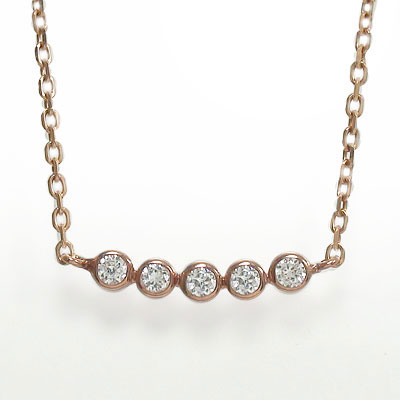 ダイヤモンド ネックレス 18金 4月の誕生石 ペンダント レディース ユニセックス 誕生日 2020 記念日 母の日 プレゼント ゴールド GOLD 4月 誕生石 キャッシュレス ポイント還元