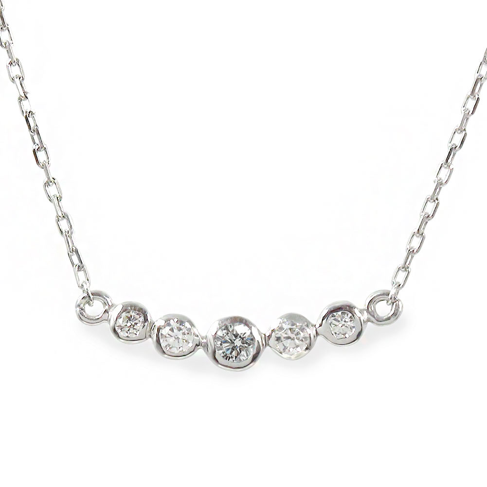 9日20時~16日1時まで プラチナ ダイヤモンド ネックレス ダイヤモンド カラーストーン 誕生石 ペンダント 送料無料 キャッシュレス ポイント還元 買いまわり 買い回り
