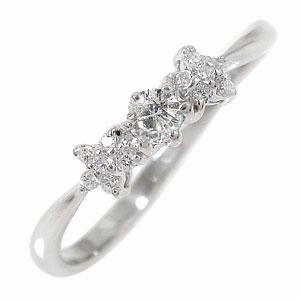 【送料無料】流れ星リング 18金 ダイヤモンド 結婚指輪 婚約指輪 エンゲージリング ピンキーリング レディース ユニセックス 誕生日 2017 結婚 記念日 贈り物 母の日 プレゼント ギフト Rochie / ロキエ