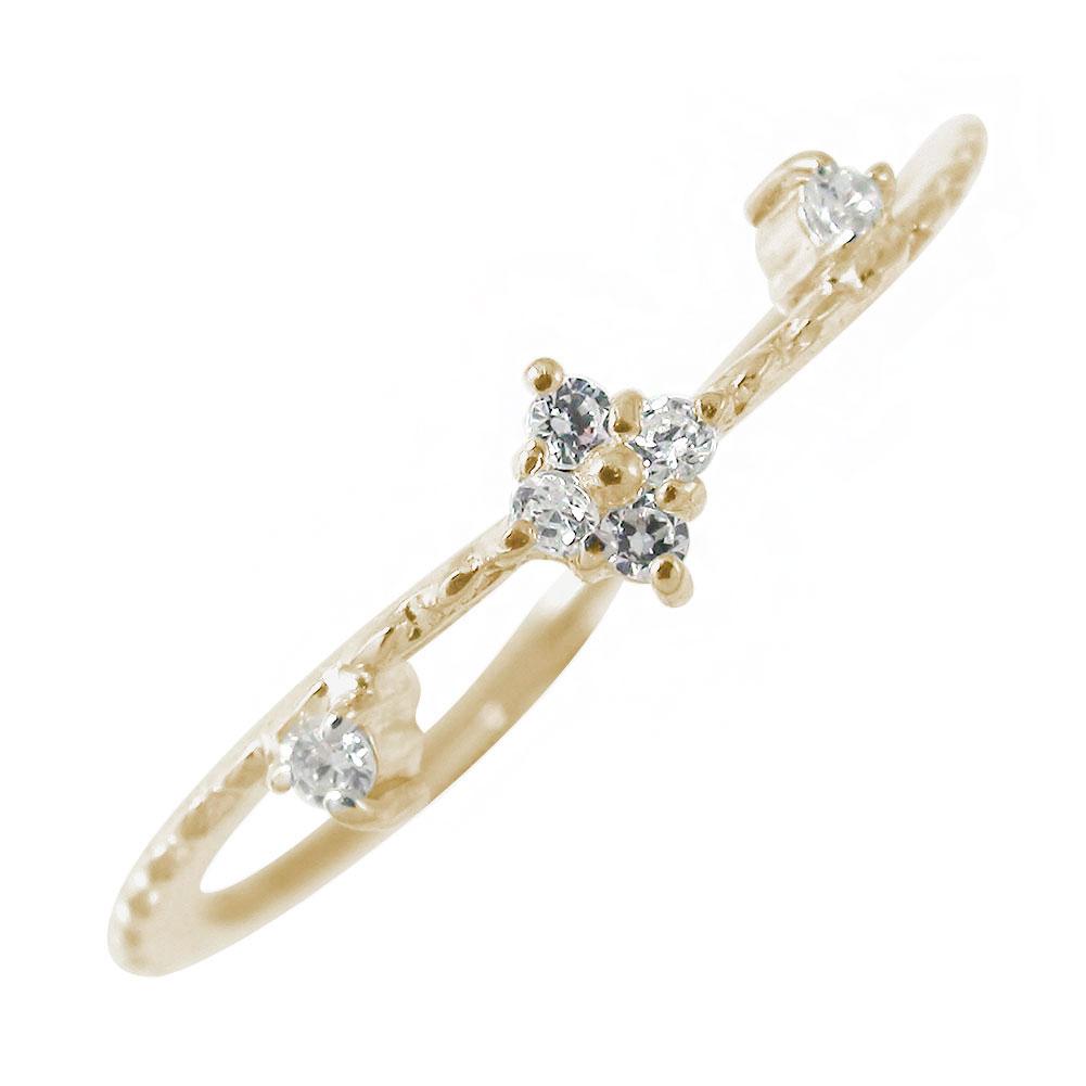 素材が選べる リング k10 ご入学 卒業式 入社式 お祝い 限定タイムセール 公式ショップ ミル 指輪 送料無料 ひし形 ダイヤモンド キャッシュレス 10金 ポイント還元