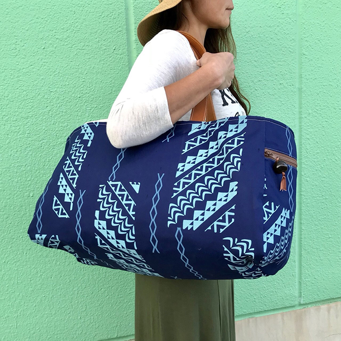 ハナリマのバッグ