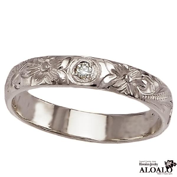 アロアロハワイアンのリングはあなただけの特別なオーダーメイドが可能です 通常便なら送料無料 大切な人へのプレゼント 自分へのプレゼントにぜひ ハワイアンオーダーの手彫りリングを ハワイアンジュエリー リング 指輪 オーダーメイド 2.0mm厚 幅4mm 0号-28号 シルバー925 ハワイ製 手彫りリング バレルリング 引出物 レディース メンズ