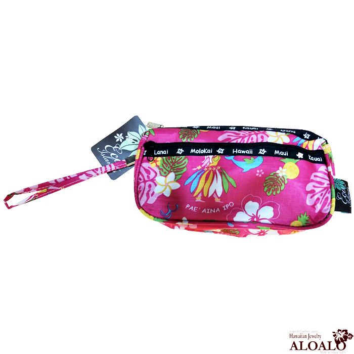 6206efa64e It is recommended in the mini-type waterproofing Hawaii Hawaiian  miscellaneous goods aloha pen case ...