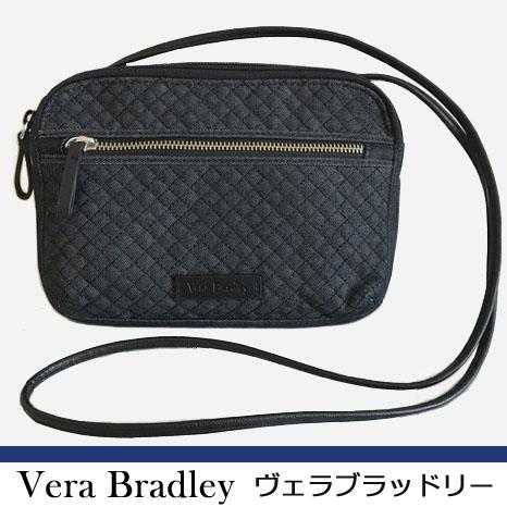 安心と信頼 送料無料 日本未入荷 Vera Bradley ヴェラブラッドリー 超安い デニム Little RFID保護機能 リトルクロスボディバッグ Crossbody