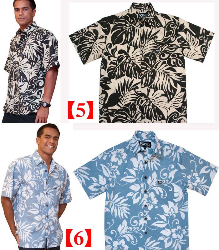 화려한 셔츠 Mede In Hawaii(메이드 인 하와이) Rix Island Wear 화려한 셔츠(코튼 100%) 1도만 사이즈 교환을 무료로 받아들입니다! 사이즈 교환 무료는 코치라의 상품만입니다.