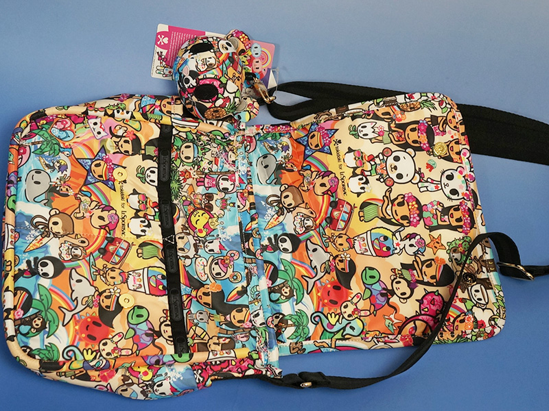 & Specials ACEBO X tokidoki Hawaii limited collaboration with tokidoki for LeSportsac dolcezza Nebbia * inventory unless! Sold out after the next is in stock now! For sale can not be selected out of the pattern.