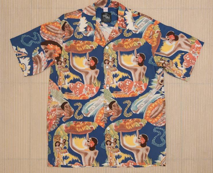 《送料無料》アロハシャツ Mede In Hawaii(メイドインハワイ)Kona Bay Hawaii アロハシャツ(レーヨン100%)1度だけサイズ交換を無料でお受けします!サイズ交換無料はコチラの商品のみです。