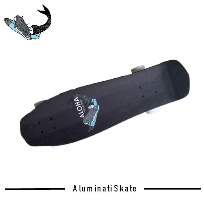 アルミナティ Aluminati Skate スケートボード