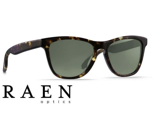 RAEN サングラス[ VALE ] Brindle Tortoise [ウェリントンタイプ] レイン レーン メンズ レディース サングラス おしゃれ デザイン