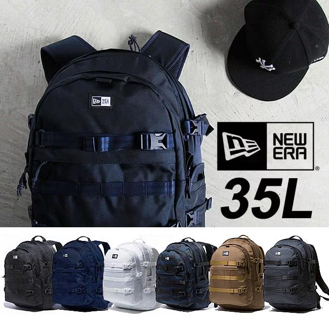【お買い物マラソン!エントリー等でP最大38倍】ニューエラ バックパック NEWERA Carrier Pack [35L] リュック キャリアパック バッグ デイパック 鞄 カバン bag [売れ筋]