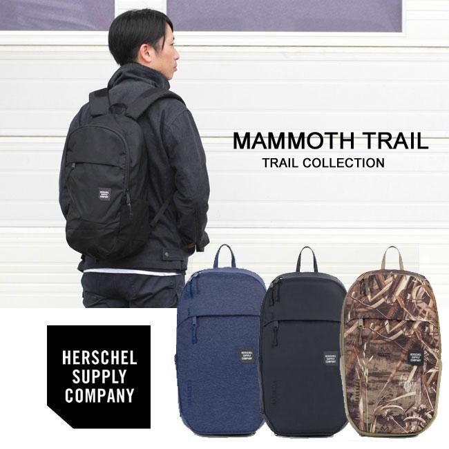 0cca318c2ce Hershel supply men backpack MAMMOTH MEDIUM  18L