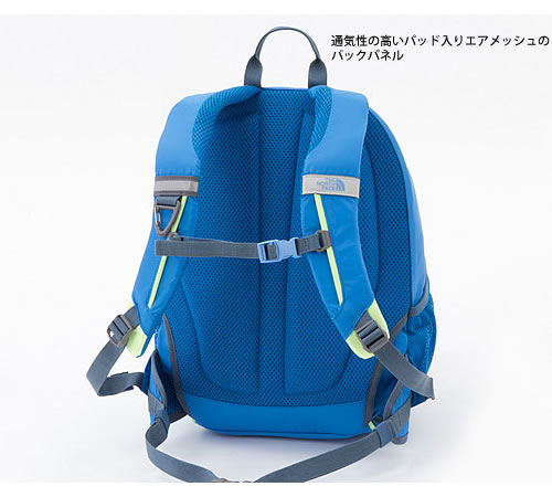 North Face [kids] rucksack K'S SMALL DAY 15L [NMJ71653] Small D THE NORTH FACE north face backpack day pack northface