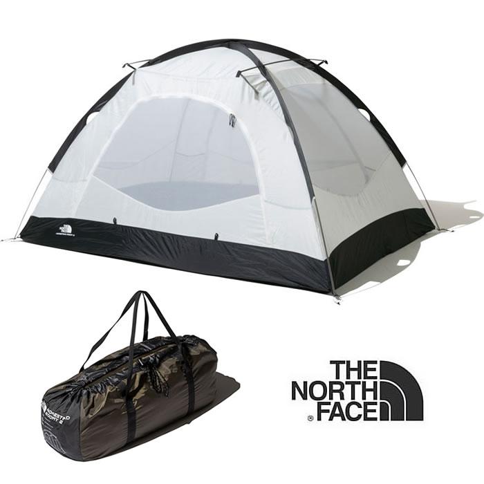 ノースフェイス 2人用テント THE NORTH FACE [ NV21605 ] HOMESTEAD ROOMY REG ホームステッドルーミー2 [0401]