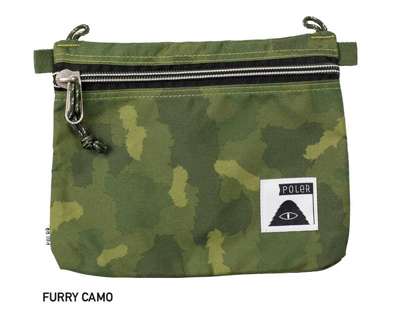 사콧슈포라포치 POLeR 파우치 클러치 백 BAG 가방