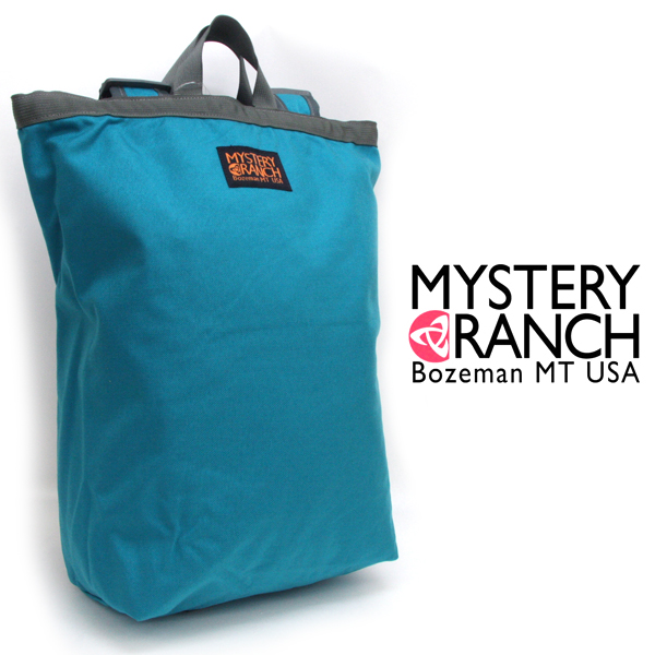 BOOTYBAG ブーティバッグ 《TEAL》【MYSTERY RANCH ミステリーランチ】トートバッグ リュック メンズ 【15P】