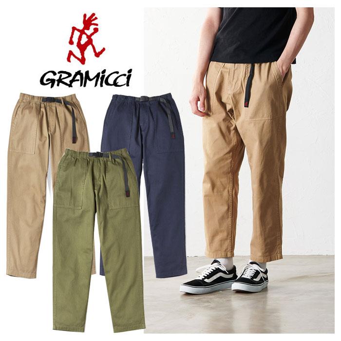 グラミチ ルーズテーパードパンツ GRAMICCI [ GUP-001 ] LOOSE TAPERED PANTS クライミングパンツ [0410]【SPS03】