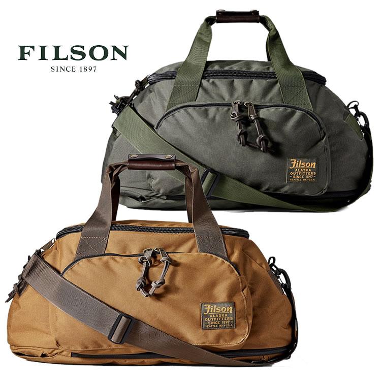 FILSON フィルソン バッグ ダッフルバック DUFFLE PACK ボストンバッグ カバン 鞄 [#19935] [0905]