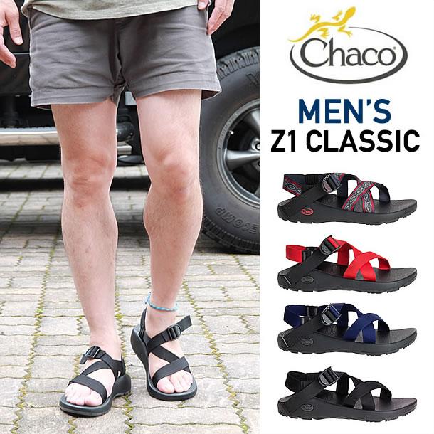 Chaco サンダル メンズ M's Z1 クラシック Men's サンダル