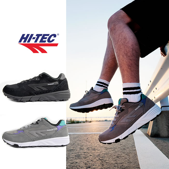 ハイテック スニーカー Hi-Tec Sportswear [ SHADOW TL ] トレーニングシューズ 靴 [1001]