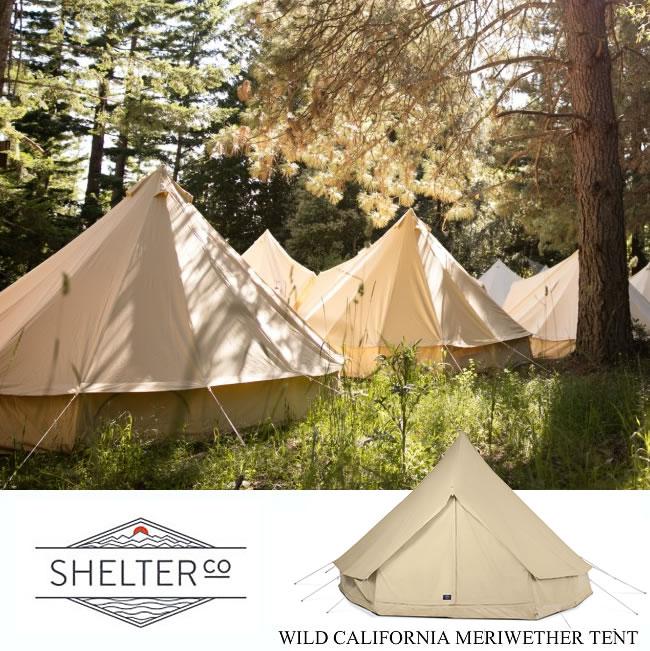 最も信頼できる グランピング tent ベルテント シェルター メリウェザーテント(クラシックカーキ)【SHELTER/シェルター】 アウトドア ワンポール SHELTER ベルテント シェルター テント tent, Hem ヘム on line SHOP:b8d3d17d --- lexloci.com.br