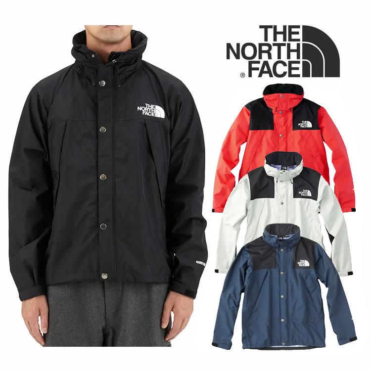 ノースフェイス アウター THE NORTH FACE [ NP11501 ] Mountain Raintex Jacket マウンテンレインテックスジャケット レインウェア GORE-TEX シェル [0205]