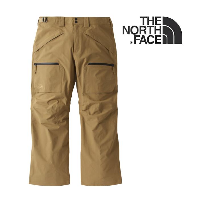 ノースフェイス ウェア パンツ THE NORTH FACE [ NS51716 ] SLASHBACK CARG PT スラッシュバックカーゴパンツ スキー スノボ [0821A]