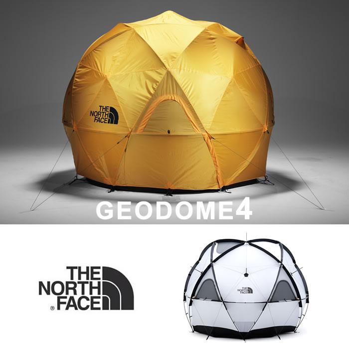 【5%還元店舗】ノースフェイス テント ジオドーム4 [ NV21800] TENT GEODOME4 4人用ジオデシックドームテント northface【TX】【WK】【SPS06】