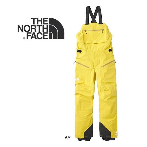 【5%還元 ~最大P29倍!お買い物マラソン】ノースフェイス ビブパンツ THE NORTH FACE [NS61704] RTG BIB スキー スノーボード バックカントリー スノーパンツ 【Y】